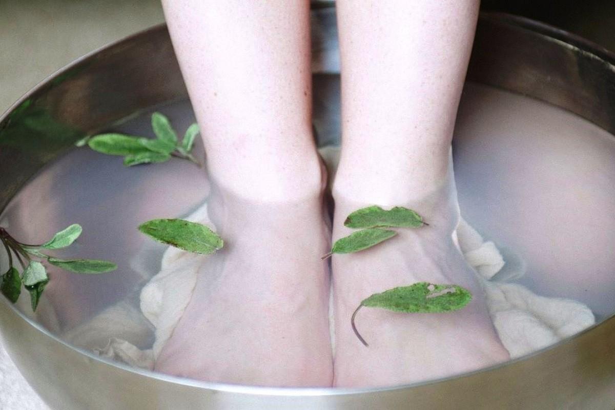 Ванна с лавровым листом>