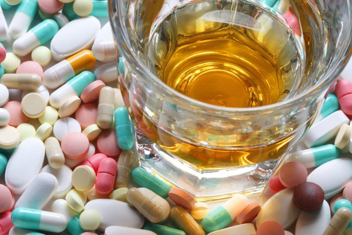Парацетамол после алкоголя: прощай печень!>