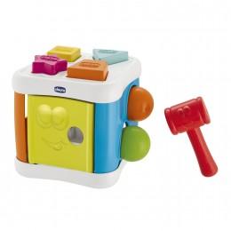 Игрушка Chicco Кубик 2в1