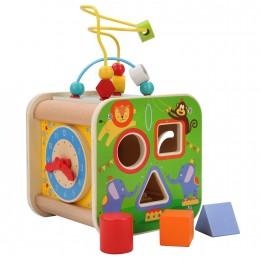 Игрушка МДИ Занимательный куб Цирк