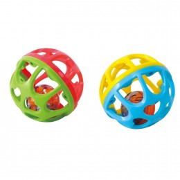 Развивающая игрушка Playgo Мяч-погремушка
