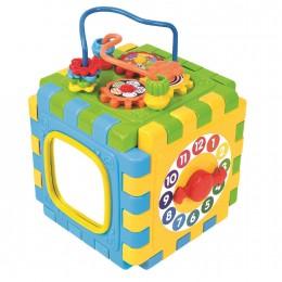 Центр развивающий Playgo Куб Play