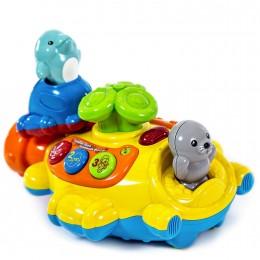 Игрушка Vtech Подводная лодка пускающая фонтан