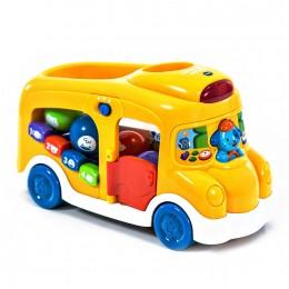 Тактильные игрушки Игрушка Vtech Школьный автобус