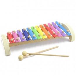 Ксилофон МДИ 12 тонов металлический