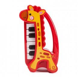 Мои первые игрушки Fisher Price Пианино Жираф