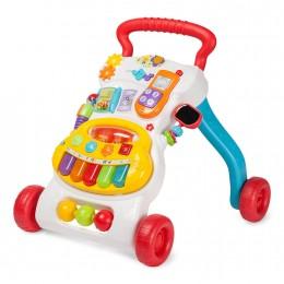 Каталка-ходунки Baby Go со светом и звуком
