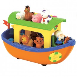 Развивающая игрушка Kiddieland Ноев ковчег со звуком