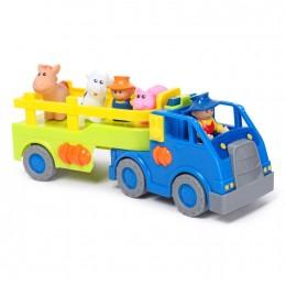 Игрушка интерактивная Baby Go Машина фермера