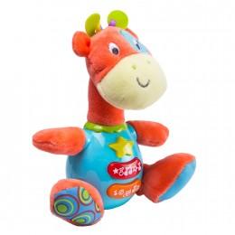 Интерактивный жираф Baby Go с звуковым эффектом