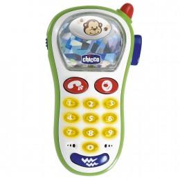 Музыкальный телефон Chicco с фотокамерой