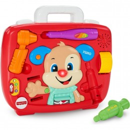 Игрушка Fisher Price Медицинский набор Ученого Щенка