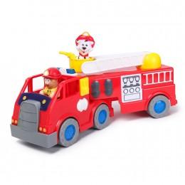 Игрушка интерактивная Baby Go Пожарная машина