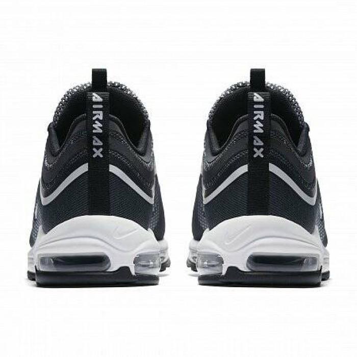 Кроссовки Nike AIR MAX 97 ULTRA '17 (Цвет Black-Pure Platinum-Anthracite-White)