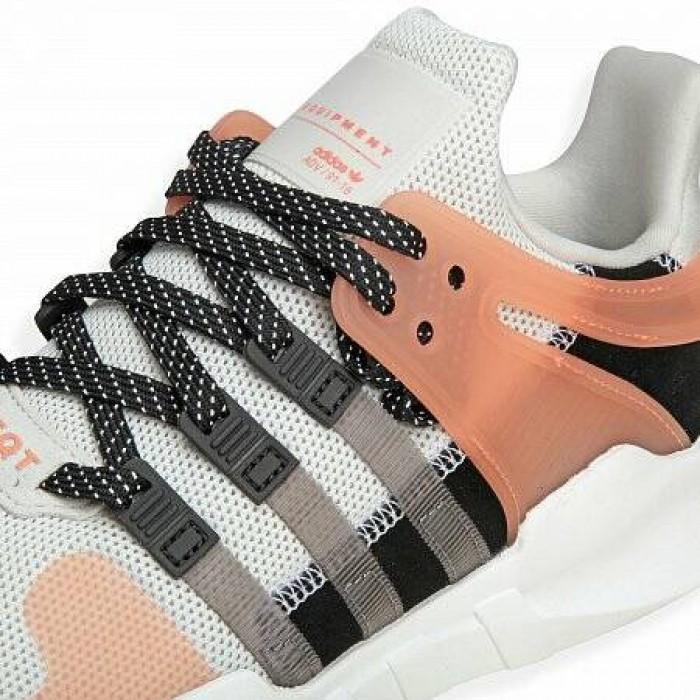 Кроссовки Adidas Originals EQT SUPPORT ADV (Цвет White-Orange)