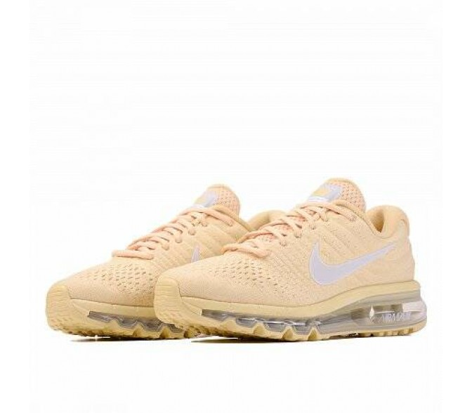 Кроссовки Nike AIR MAX 2017 SE (Цвет Lemon Wash-Pure Platinum)