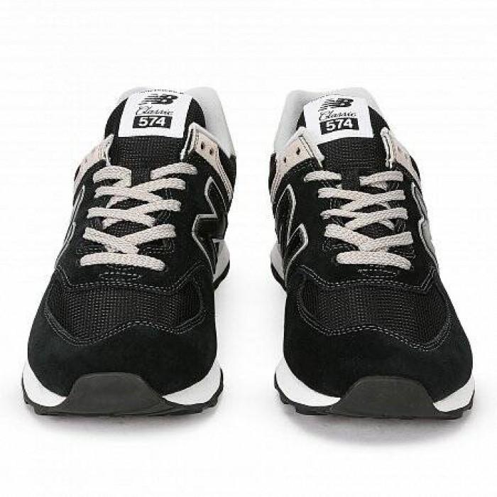 Кроссовки New Balance 574 CLASSIC (Цвет Black)