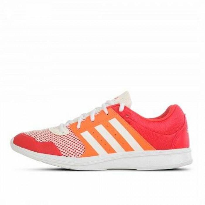 Кроссовки Adidas Performance ESSENTIAL FUN 2.0 (Цвет Orange)