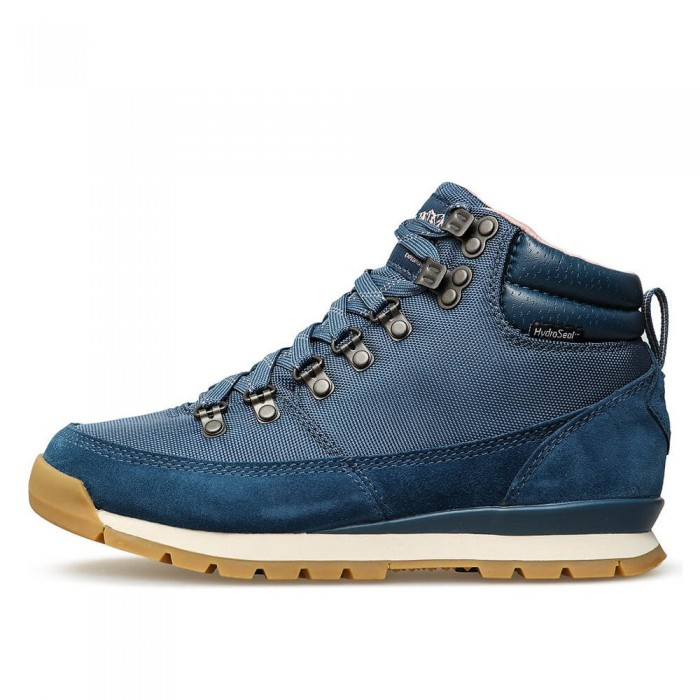 Кроссовки The North Face BACK TO BERKELEY REDUX BOOTS (Цвет Blue)