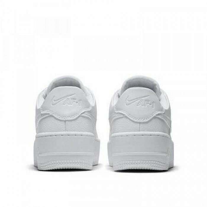 Кроссовки Nike AIR FORCE 1 SAGE LOW (Цвет White)