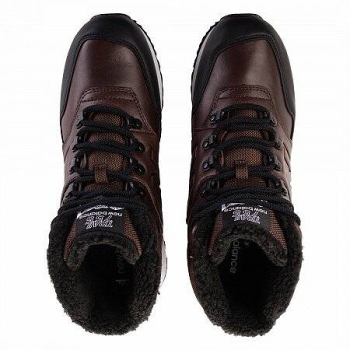 Кроссовки New Balance 755 (Цвет Black-Brown)