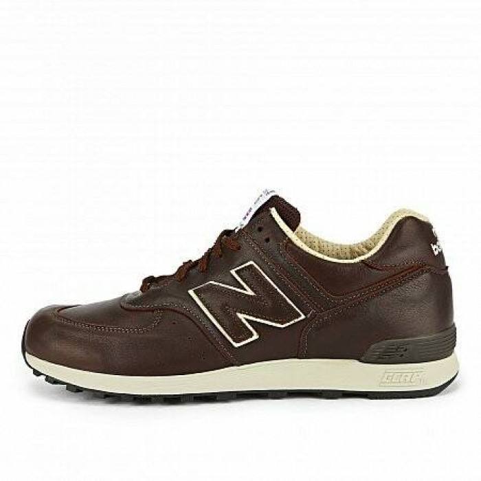 Кроссовки New Balance 576 MADE IN ENGLAND (Цвет Brown)