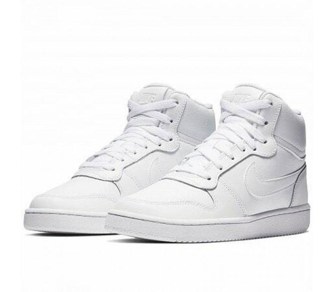 Кроссовки Nike EBERNON MID (Цвет White)
