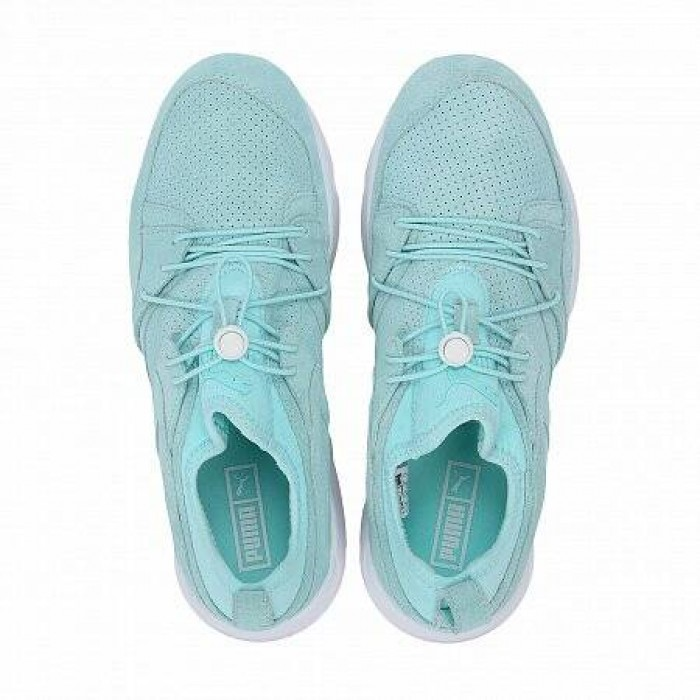 Кроссовки Puma BLAZE OF GLORY SOFT (Цвет Aruba Blue)