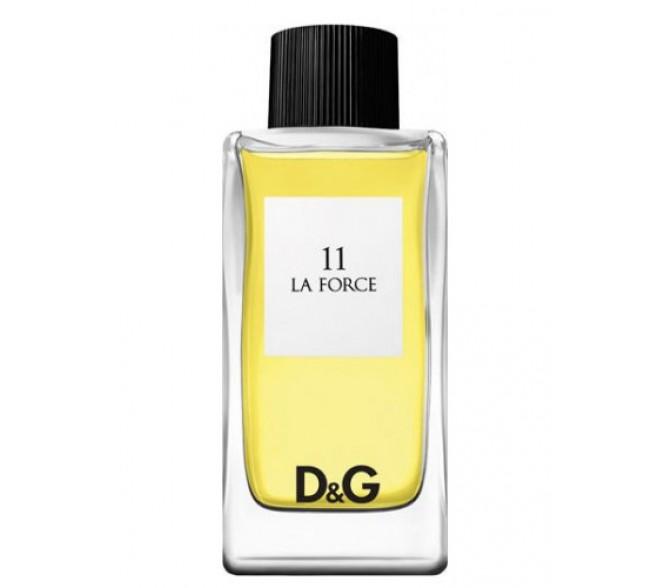Туалетная вода Dolce & Gabbana 11 LA FORCE men edt 100ml TESTER