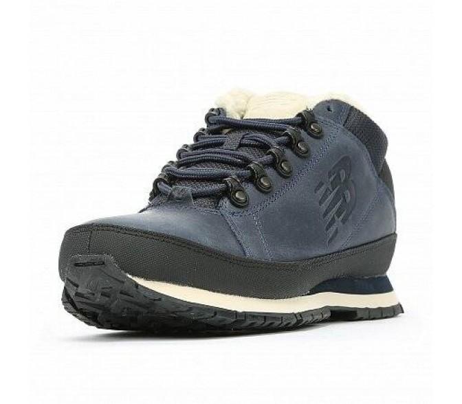 Кроссовки New Balance 754 WINTER (Цвет Blue-Black)