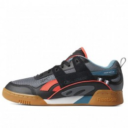 WORKOUT PLUS ATI 90S (Цвет Black-Alloy-Neon Red-Mist)