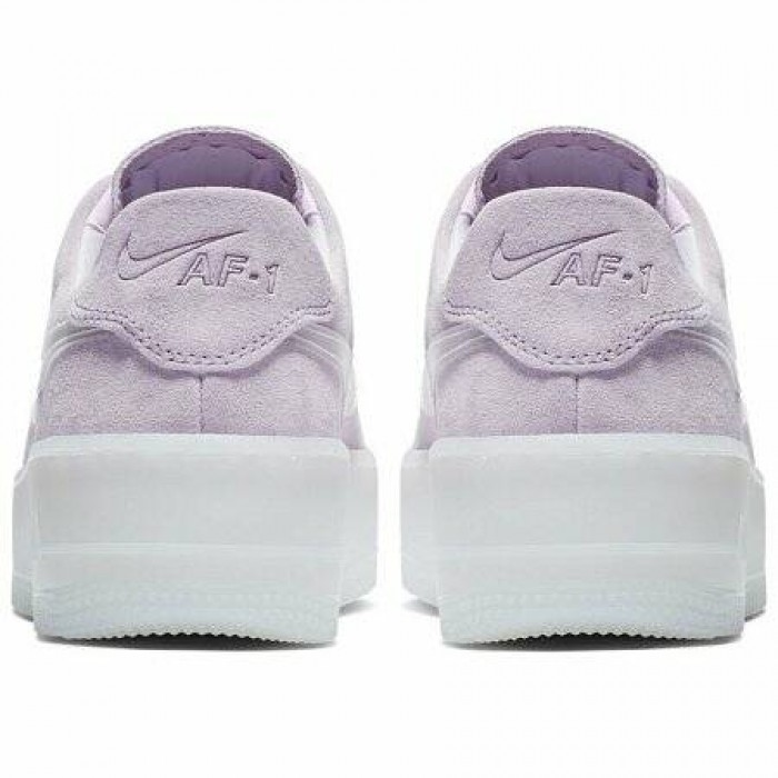 Кроссовки Nike AIR FORCE 1 SAGE LOW LUX (Цвет Violet Mist)