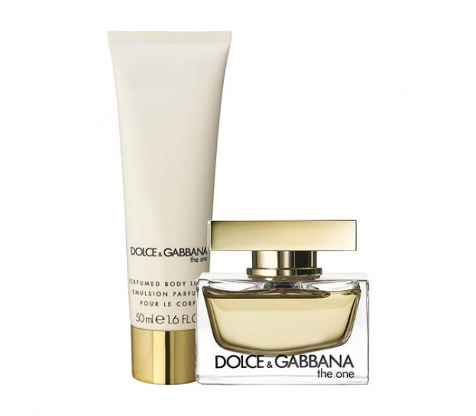 Подарочный набор Dolce&Gabbana The One (L) set (30ml edp+b/l 50ml)