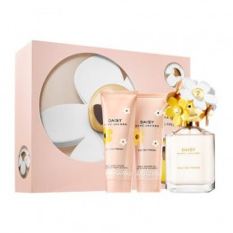 DAISY (L) SET ( 50ML EDT+75ML B/L+75MLS/G)
