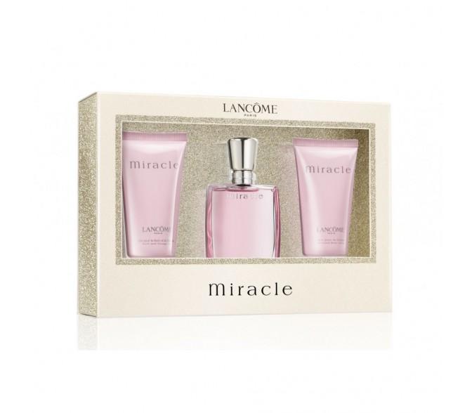 Подарочный набор Lancome Miracle (L) set (50ml edp+b/l 50ml)