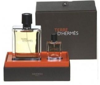TERRE D'HERMES (M) SET( 100ML EDT+12.5 ML MINI)