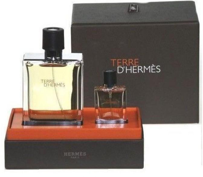 Подарочный набор Hermes Terre d'Hermes (M) set( 100ml edt+12.5 ml mini)