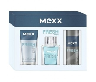 FRESH (M) SET (30ML EDT+S/G 50ML +DEO 50ML)