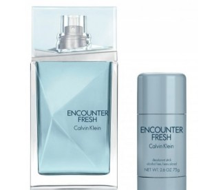 ENCOUNTER FRESH (M) SET (50ML EDT+75ML STICK)