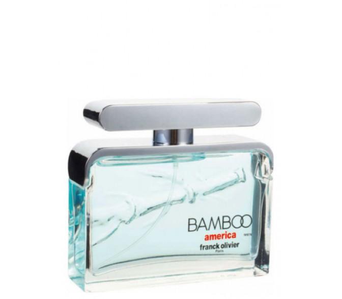 Туалетная вода Franck Olivier BAMBOO America(M) 50ml edt