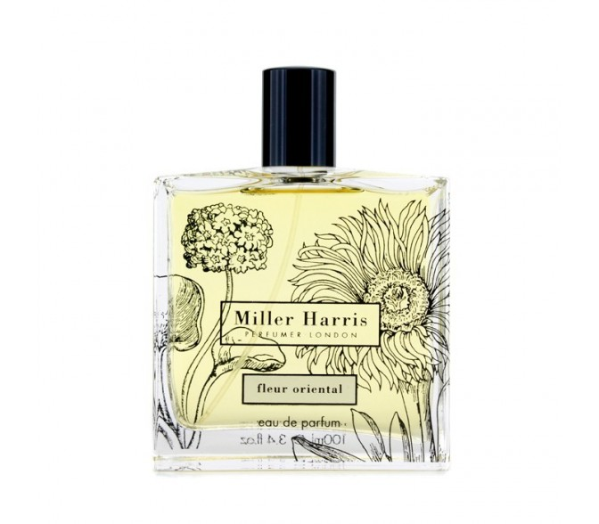 Туалетная вода Miller Harris Fleur Oriental for women edt 100 ml Refillable TESTER