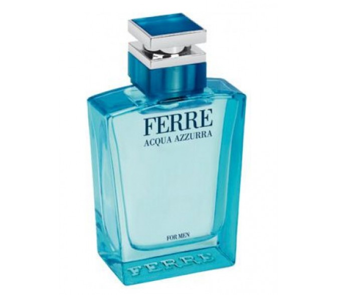 Туалетная вода Gianfranco Ferre ACQUA AZZURRA (M) test 100ml edt