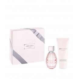 JIMMY CHOO (L) SET(60ML EDT+100ML B/LOT)