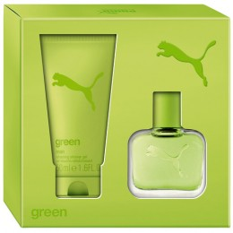GREEN (M) SET (25ML EDT+S/G 50ML)
