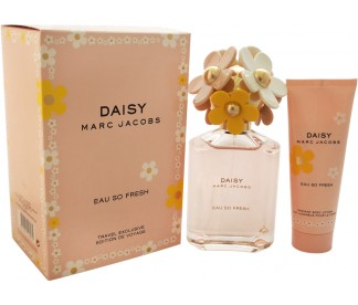 MARC JACOBS (L) SET (DAISY 20ML EDT+EAU SO FRESH 20ML EDT)