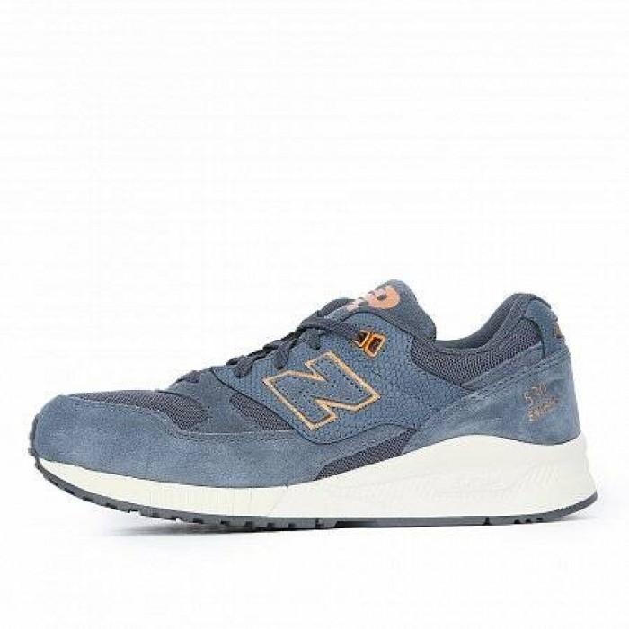 Кроссовки New Balance 530 (Цвет Blue-White)
