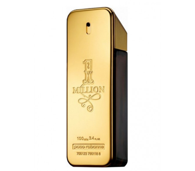 Туалетная вода Paco Rabanne  1 MILLION men edt 100 ml TESTER