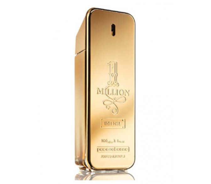 Туалетная вода Paco Rabanne  1 Million Intense (M) 100ml edt