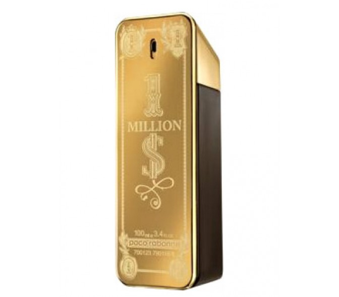 Туалетная вода Paco Rabanne  1 Million (M) 100ml edt