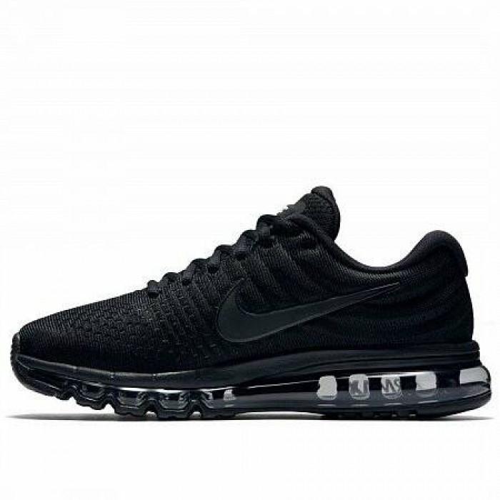 Кроссовки Nike AIR MAX 2017 (Цвет Black)